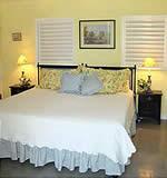 The Yellow Room at Pharos Villa, Jamaica